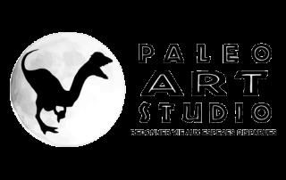 logo paleo-art-studio