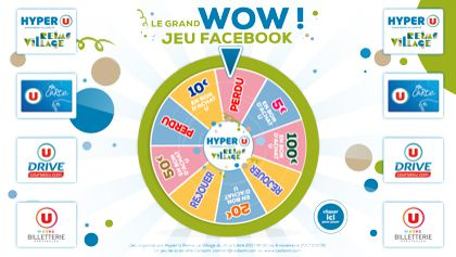 Cedsom Like Gagne jeu facebook evenement