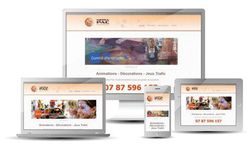 Cedsom Web site société
